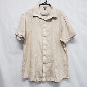Apt 9 Button front Shirt